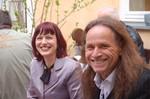 Aveleen Avide und Gerd Michel